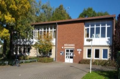 Gemeindebücherei Bönen in der Lessingstraße